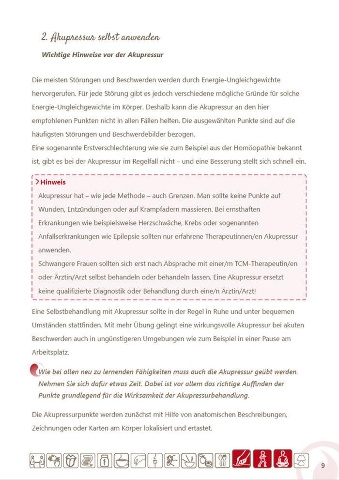 eBook Akupressur-Punkte und Konzepte für das Element Feuer