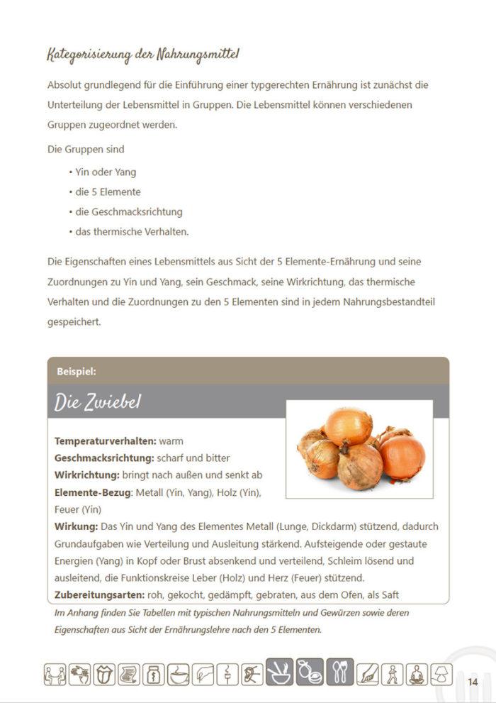 eBook Ernährungstipps und Rezepte für das Element Metall