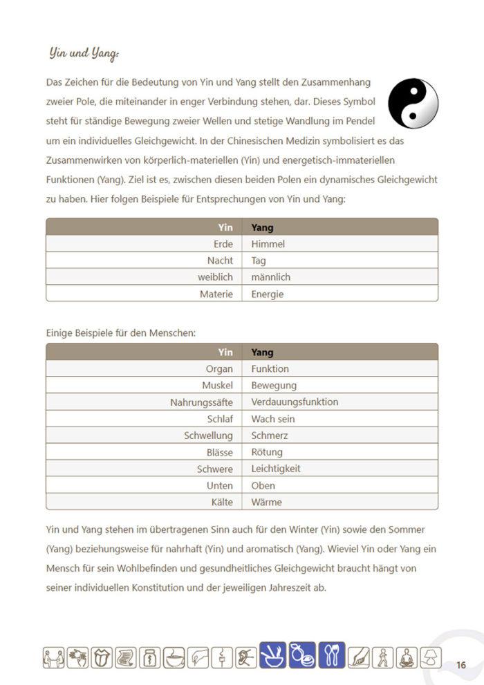 eBook Ernährungstipps und Rezepte für das Element Wasser